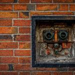 Wall-E en brique !