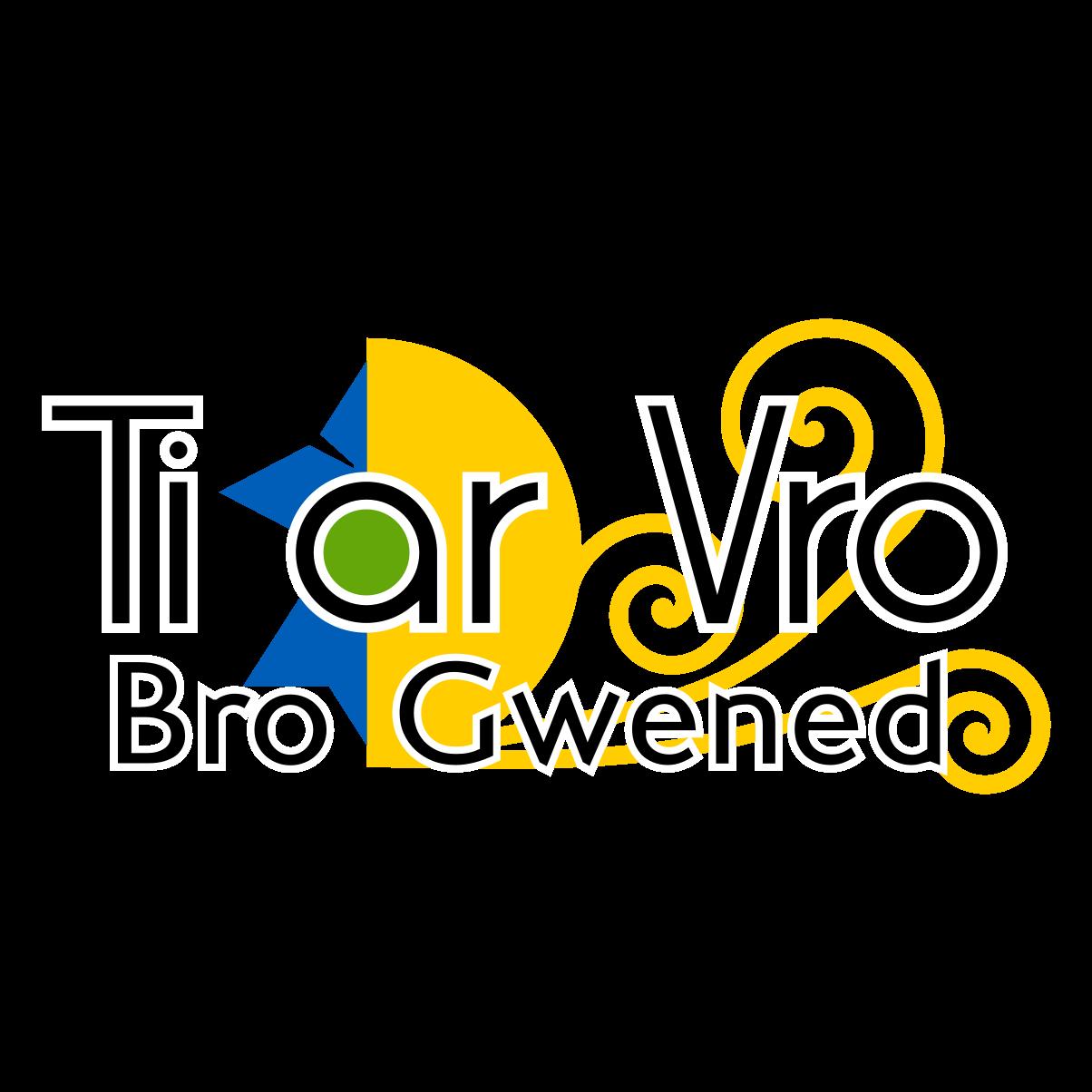 Logo réalisé pour Ti ar Vro Bro Gwened // Réalisé par Liv ha Luc'h | Baptiste Leroy