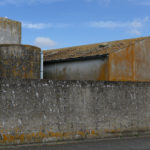Batiments du port de Kéroman, Lorient, 56100, Morbihan, Bretagne