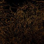 DéDalE (Vannes) - rez-de-chaussée (rdc) - saison 2 (2020) - Street artist : Soleil de Nuit