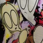 DéDalE (Vannes) - rez-de-chaussée (rdc) - saison 2 (2020) - Street artist : RCF1