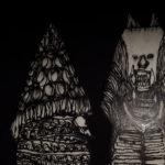 DéDalE (Vannes) - rez-de-chaussée (rdc) - saison 2 (2020) - Street artist : Bault