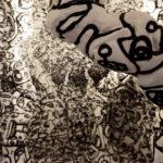 DéDalE (Vannes) - rez-de-chaussée (rdc) - saison 2 (2020) - Street artist : Module de Zeer