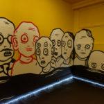 DéDalE (Vannes) - rez-de-chaussée (rdc) - saison 2 (2020) - Street artist : MGLO