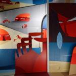 DéDalE (Vannes) - rez-de-chaussée (rdc) - saison 2 (2020) - Street artist : BREZ