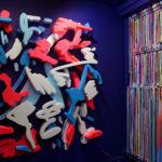 DéDalE (Vannes) - rez-de-chaussée (rdc) - saison 2 (2020) - Street artist : GREMS