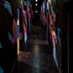 DéDalE (Vannes) - rez-de-chaussée (rdc) - saison 2 (2020) - Street artist : Arnaud Liard