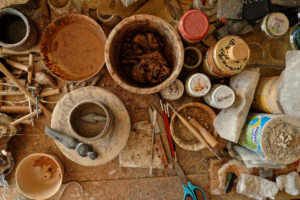 Cliché réalisé pour l'habillage site internet un artisan (Manufacture Vieuxviscienne) à proximité de Rennes