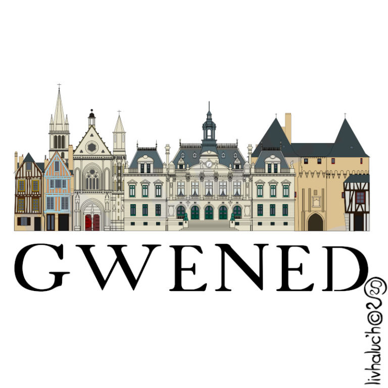 Gwened, la ville blanche