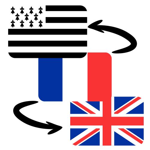 Création de site bilingue (breton/brezhoneg, français, anglais)