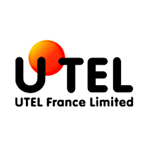 Logo de Utel Fast Light France